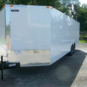 RollingVault Car Hauler 8.5x20 Enclosed Trailer For Sale