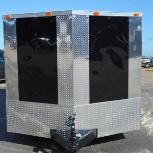 Diamond Cargo V Nose Tandem Axle 8.5x30 Trailers For Sale_