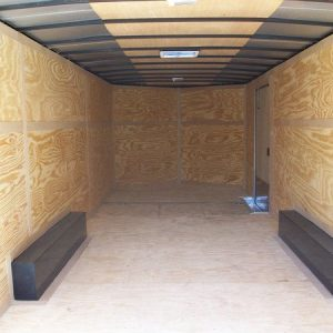 RollingVault Car Hauler 8.5x32 Enclosed Trailer For Sale