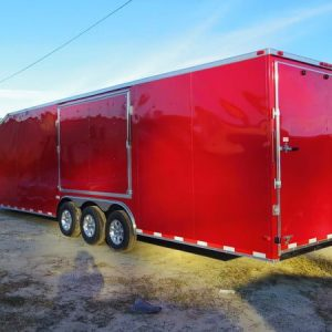 RollingVault Car Hauler 8.5x36 Enclosed Trailer For Sale