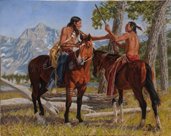 Plainsmen Current Shows Western Wildlife & Florida Art John Coleman
