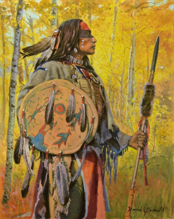 Native American Indian Art Paintings