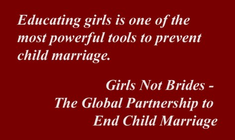 Quote from Girls not bride