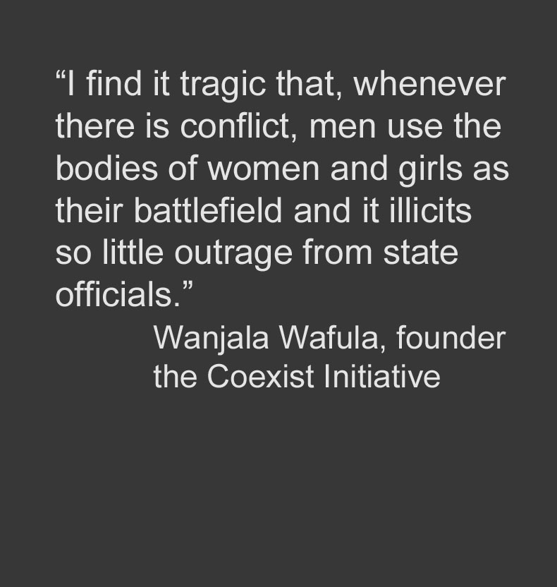 The Coexist Initiative - Working to End Gender-Based Violence