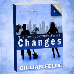 Changes Family Portrait Book 1