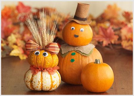 Pumpkin first settlers