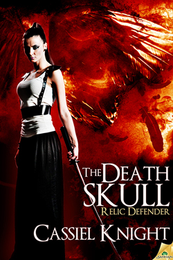 Death Skull book cover