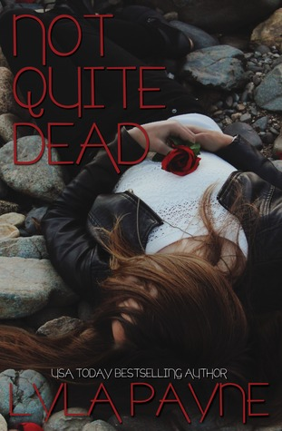 Not Quite Dead book cover