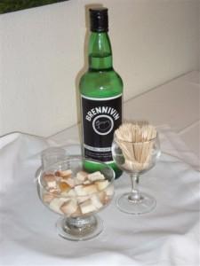 Hakarl and Cognac