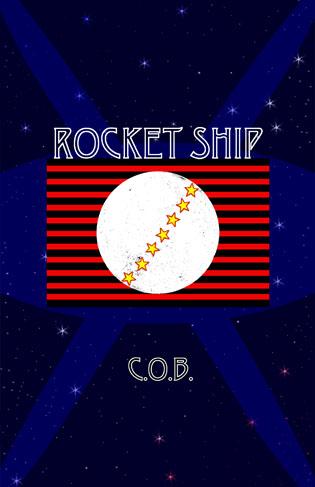 Rocket Ship book cover