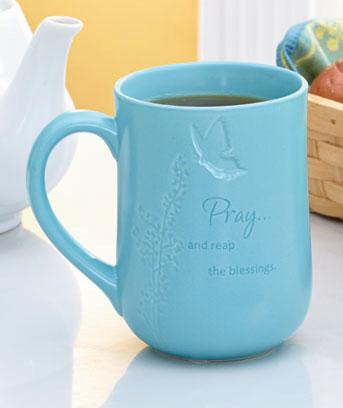 Pray Serenity Mug
