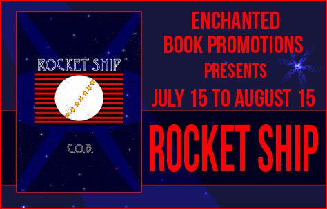 Rocket Ship tour banner