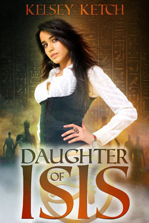 First novel in the Descendants of Isis series