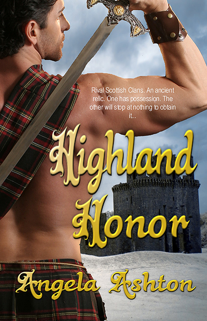 Highland Honor book cover