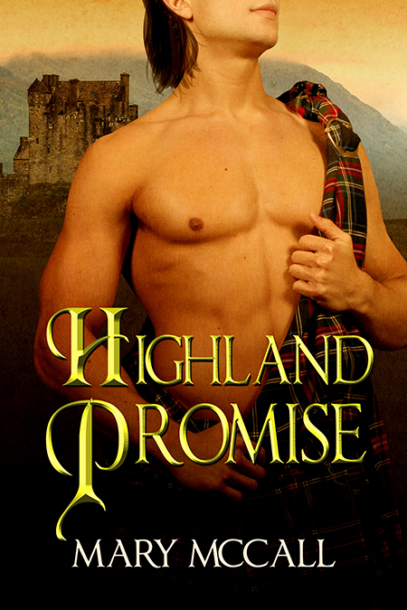Highland Promise book cover