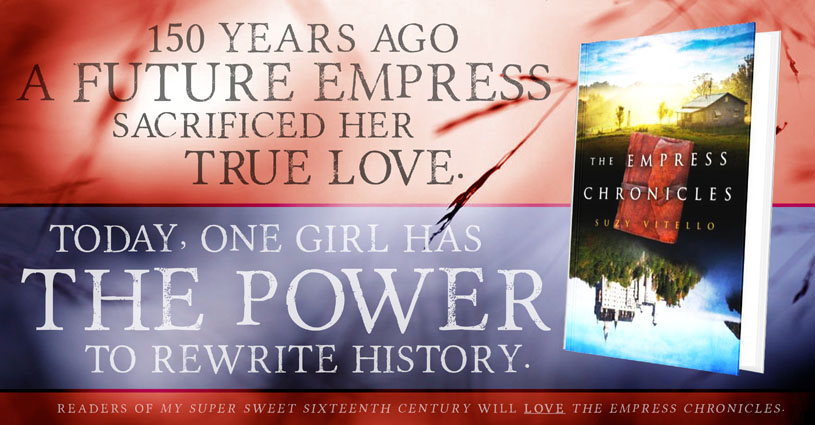The Empress Chronicles banner