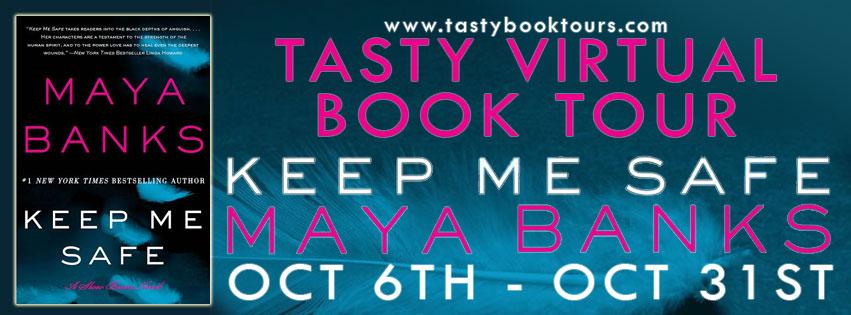 Book tour banner