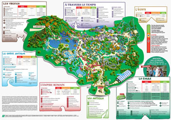 You can also go to the Parc d'Asterix