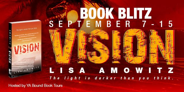 Vision book blast banner