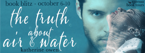 Tour banner for The truth about air and water