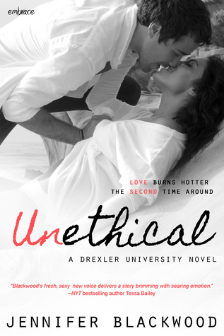 Unethical book cover