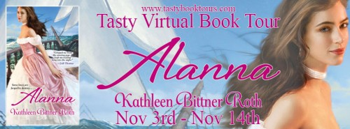 Tour banner for Alanna