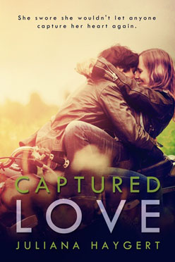 Captured Love Book cover