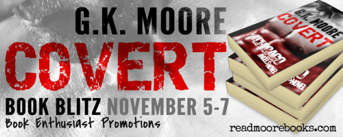 Covert book banner