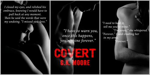 Covert Teaser