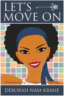 Lets move on book cover