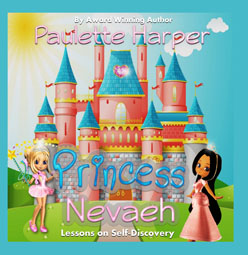 Book cover for Princess Nevaeh