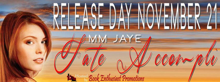 Fate Accompli Book banner