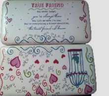 True Friendship wallet