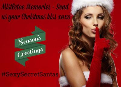Christmas books promo Sexy Secret Santa