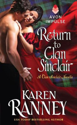 Clan Sinclair book cover