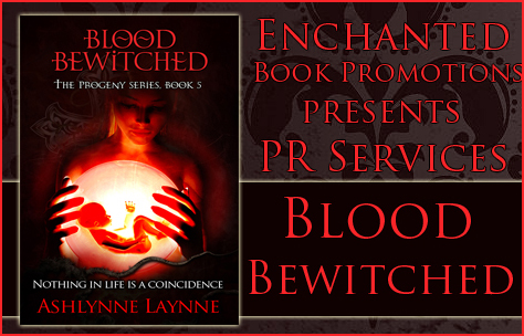 Blood Bewitched banner