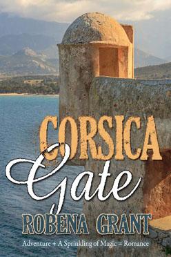 Corsica Gate book cover