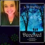 L.A. Starkey Talks About Her Writing Process