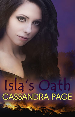 Book cover for Isla's Oath