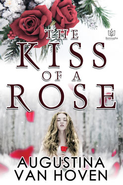 Kiss of a rose book cover