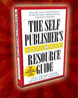 Self Publisher's Guide Joel Friedlander