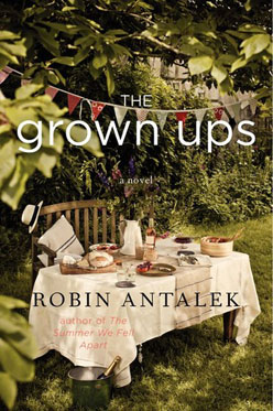 The Grown Ups Book cover