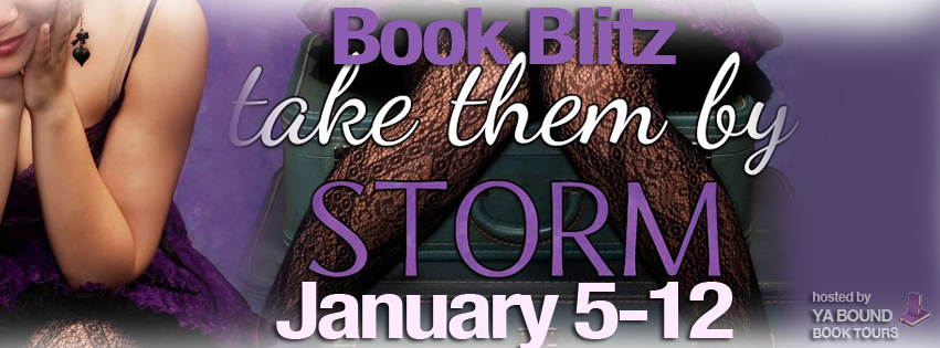 Take them by storm banner