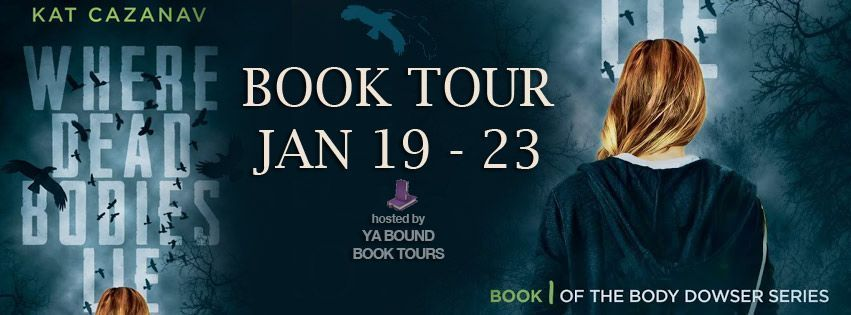 Blog tour banner Where Dead Bodies Lie