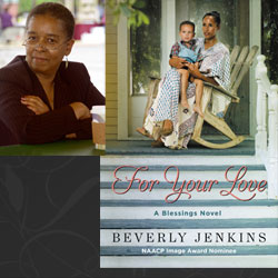 Beverly Jenkins icon