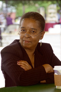Photo of Beverly Jenkins