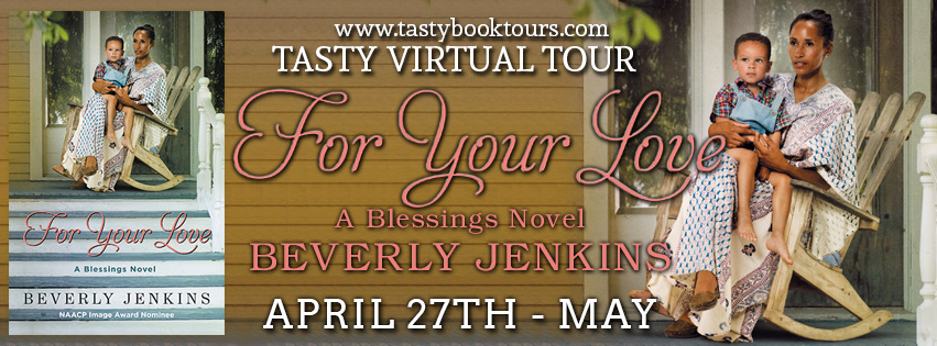 Book Banner for Beverly Jenkins