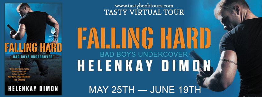 Falling Hard Book Banner