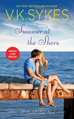 Summer shore book cover