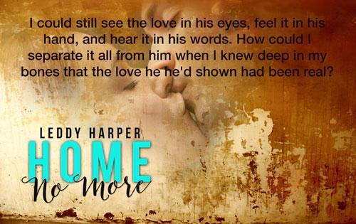Home No Move book teaser
